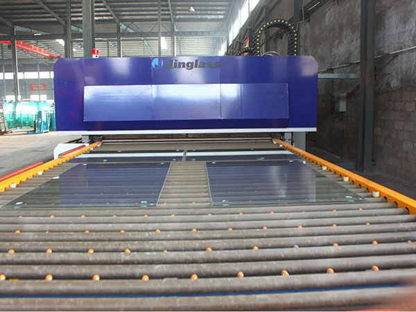 Tempered Glass Production Line